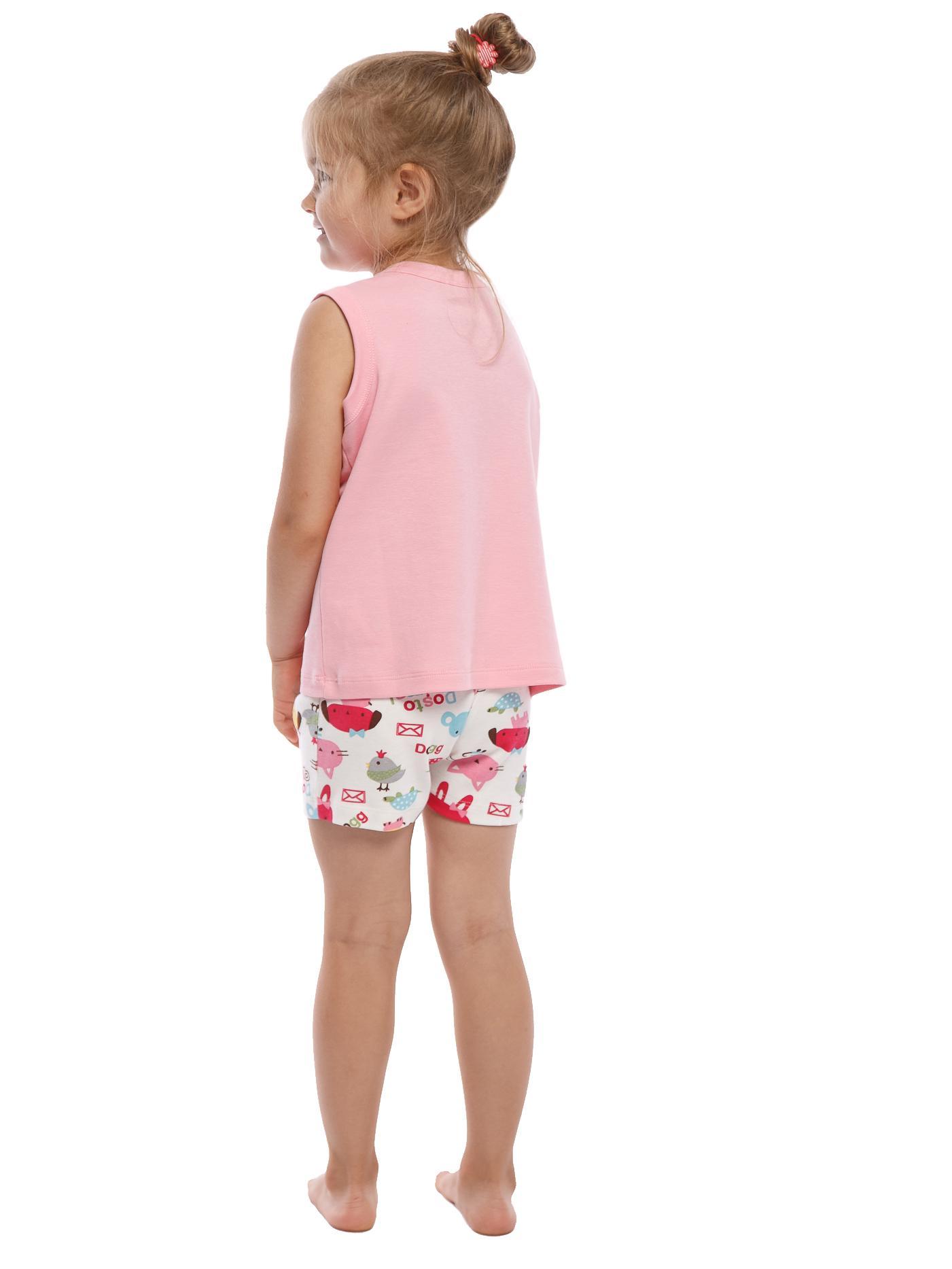 пижама для девочек 402